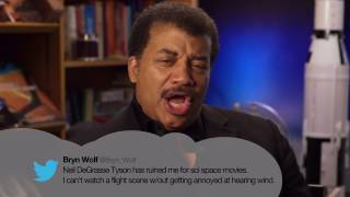 Download Mean Tweets with Neil de Grasse Tyson: Movies Edition Video