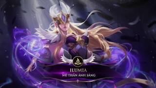 Download [Tâm điểm tướng] Ilumia - Nữ thần ánh sáng - Garena Liên Quân Mobile Video