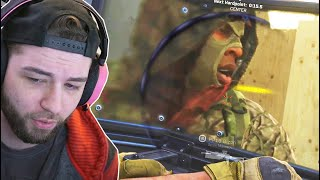 Download Using a RIOT SHIELD because I've lost respect for myself (MODERN WARFARE) Video