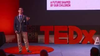 Download How to Sell Yourself | Hamza Abbas | TEDxAlYasminaAcademy Video