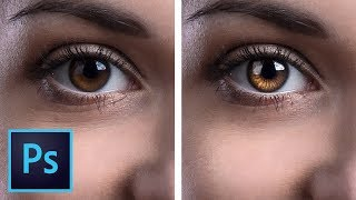 Download Create Amazing Details in the Eyes with Photoshop! Video