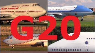 Download ᴴᴰ ✈ G20 | A-L-L Highlights 2017 | Arrival Day !! Video