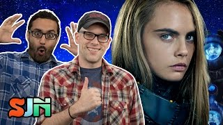 Download Valerian Trailer Breakdown (LIVE) Video