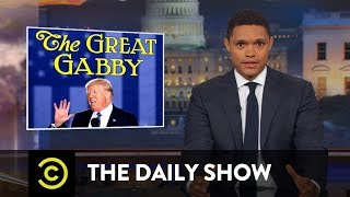 Download President Trump Casually Makes Another Damning Admission: The Daily Show Video