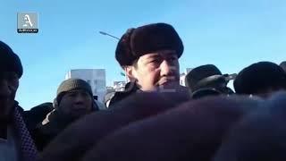 Download Qazaxıstanda ermənilərə qarşı etirazlar səngimir Video