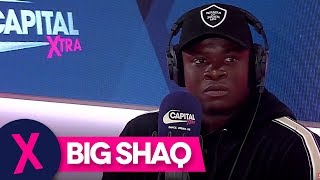 Download Big Shaq Talks New Song 'Man Don't Dance', Going Viral, Dating & More With Yinka Video