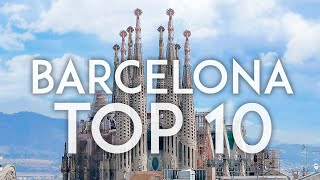 Download Barcelona TOP 10 | Things to do in Barcelona 2018 Video