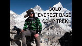 Download Solo Everest Base Camp Trek Video
