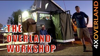 Download 4WD ACCESSORIES FOR CAMPING-1/2 | Overland Workshop Video