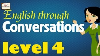 Download ►English Conversation Practice with subtitle: Beginner Level 4 Video