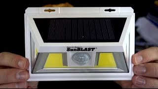 Download Atomic Beam SunBlast Review: As Seen on TV Solar Light Video
