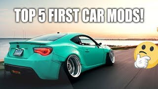 Download 5 of the Best FIRST CAR MODS!!! Video