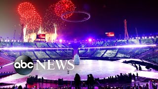 Download Highlights from the Olympic opening ceremony Video