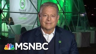 Download Al Gore Talks Meeting With Donald Trump , Climate Change, Electoral College | All In | MSNBC Video