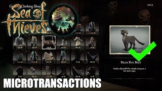 Download Sea of Thieves MicroTransactions - How it will work - What can you buy? Video