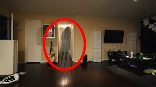 Download SCARY GHOST CAUGHT ON CAMERA! Video