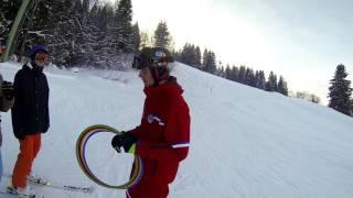 Download Arten von typischen Skikurskindern - Skischule Nesselwang Video