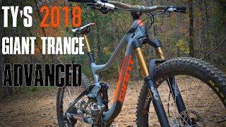 Download 2018 Giant Trance Bike Check Video