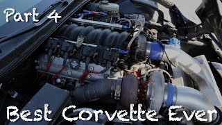 Download Super Speeders Builds Best Corvette Ever - Part 4 Video