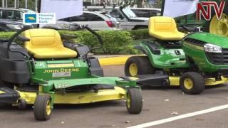 Download Ugandan commercial farmers slowly embracing agricultural machinery Video