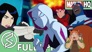 Download Marvel Rising: Chasing Ghosts | Starring Dove Cameron, Chloe Bennet & Milana Vayntrub | SPECIAL Video