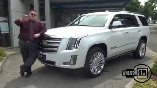 Download Cadillac Escalade 2017 Review by the Caddy Daddy Video