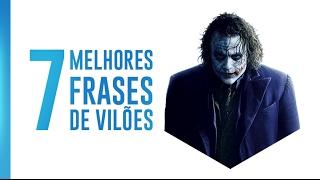 Download 7 MELHORES FRASES DE VILÕES | Omelista #61 Video