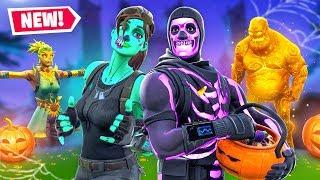 Download The Halloween Skin Challenge In Fortnite! Video