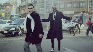 Download PSY - HANGOVER (feat. Snoop Dogg) M/V Video
