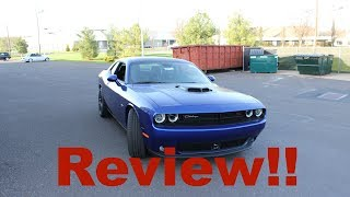 Download 2018 DODGE CHALLENGER R/T SHAKER REVIEW!   The very definition of an American muscle car! Video