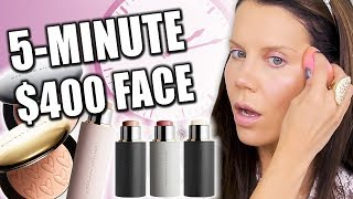Download THE 5 MINUTE $400 FACE Video