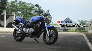 Download MOGE 4 SILINDER CUMA 30 JUTAAN !?   Test Ride Suzuki Bandit 400 Video