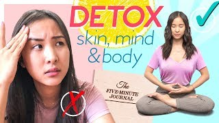 Download How To Detox Your Skin, Body & Mind 🌿 Self Care for A Happier You Video