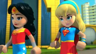 Download LEGO DC Super Hero Girls: Controle Mental (Legendado) Video