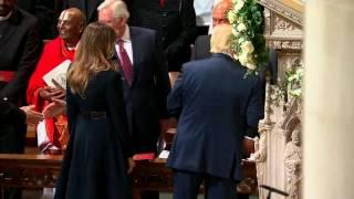 Download President Trump Thanks Church Members At National Prayer Service In Washington DC Video