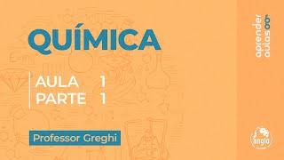 Download QUÍMICA - AULA 1 - PARTE 1 - QUÍMICA GERAL : INTRODUÇÃO. MATÉRIA. PROPRIEDADES DA MATÉRIA Video