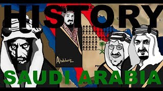 Download History of Saudi Arabia (House of Saud) Video