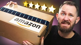 Download Unboxing 10 of the WORST RATED Products on Amazon! Video