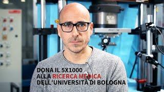 Download Intervista con il Prof. Luca Cristofolini: 5x1000 alla ricerca medica Video