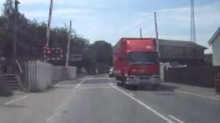 Download Level Crossing Idiots Video