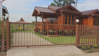 Download (ขายหมดแล้วครับ) บ้านเดี่ยวสไตล์รีสอร์ท 100วา 1.35ล้าน อ.ไทรน้อย จ.นนทบุรี Video