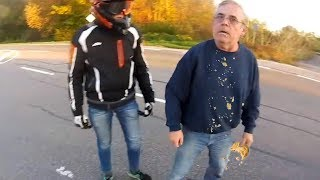 Download Stupid, Crazy & Angry People Vs Bikers 2017 Video