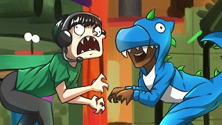 Download GMOD DINOSAUR MOD! - Garry's Mod Hide & Seek Funny Moments Video