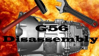 Download Cummins 6-Speed G56 Transmission Disassembly Video