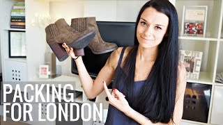 Download What to Pack When Visiting London Video