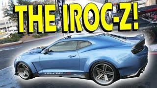 Download Camaro IROC-Z - Pricing & Overview with 6LEDesigns | SEMA 2017 Video