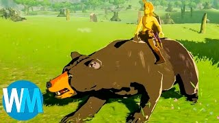 Download Top 10 Awesome Things You Can Do In Zelda: Breath of the Wild Video