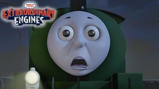 Download Percy Is Afraid On Thomas's Branch Line | Extraordinary Engines | Thomas & Friends Video