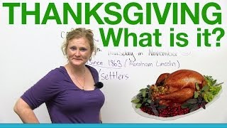 Download Thanksgiving - What is it? Video