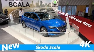 Download New Škoda Scala 1.5 TSI first look (it's amazing) - RS version coming in future? Video